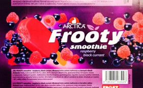 Frooty Smoothie raspberry black currant