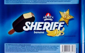 Sheriff banana